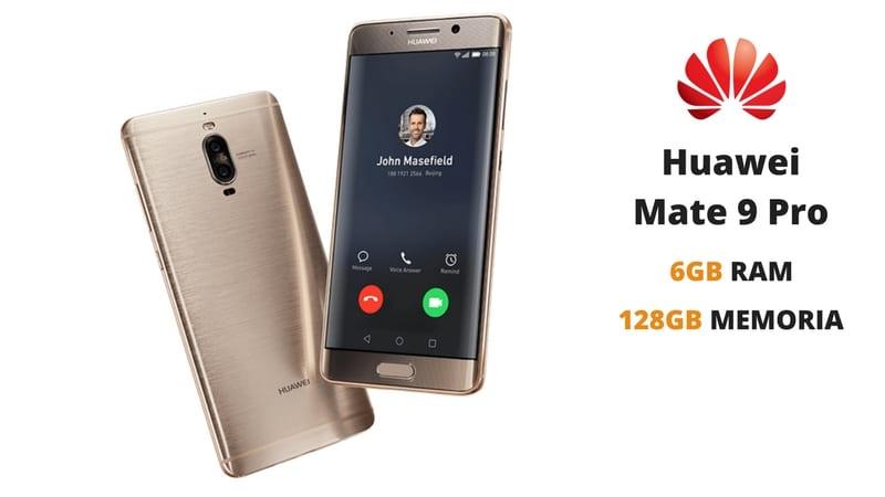 oferta Huawei Mate 9 Pro 128gb barato descuento banggood1 SuperChollos