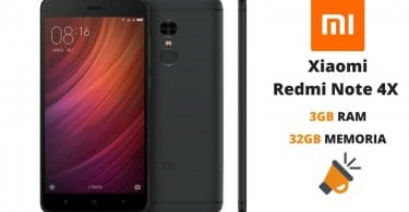 oferta Xiaomi Redmi Note 4X barato descuento gearbest SuperChollos