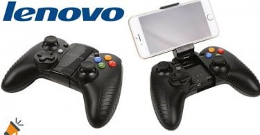 OFERTA Lenovo Gamepad GW12 barato descuento gearbest SuperChollos