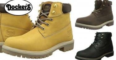 oferta botas estilo timberland dockers rebajadas baratas SuperChollos
