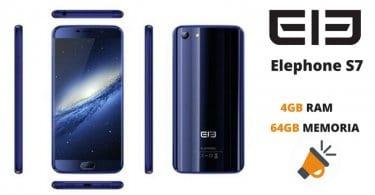 oferta Elephone S7 barato banggood descuento SuperChollos