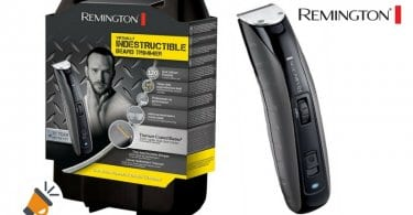 oferta barbero afeitadora remington indestructible mb4850 barata SuperChollos