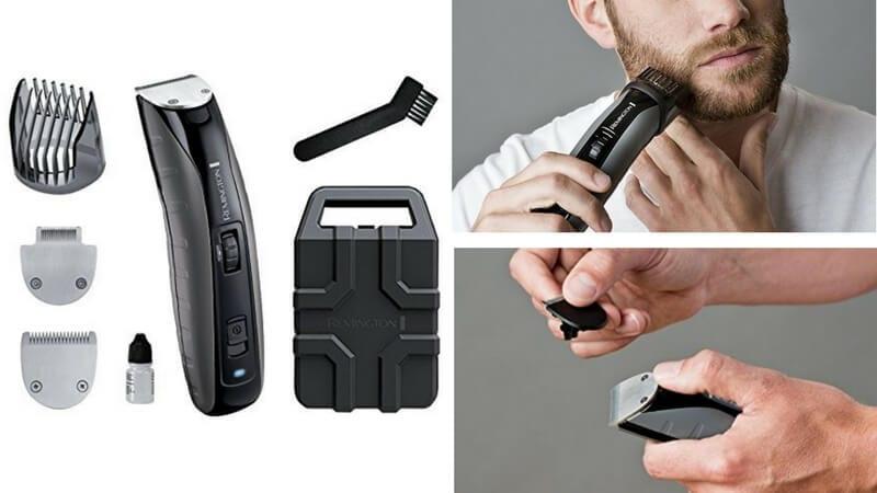 oferta barbero remington indestructible mb4850 barato SuperChollos