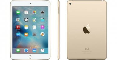 oferta Apple iPad Mini 4 128GB Wifi MK9Q2 Oro barato SuperChollos