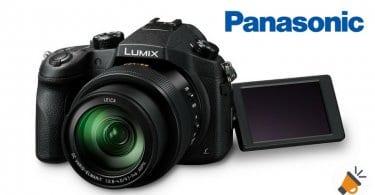 oferta camara Panasonic DMC FZ1000 barata descuento amazon SuperChollos