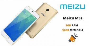 oferta Meizu M5s barato descuento geekbuying SuperChollos
