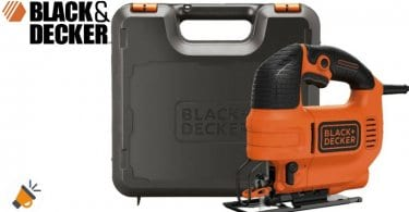 oferta BlackDecker KS701PEK QS barata descuento amazon SuperChollos