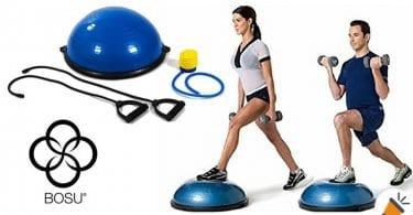 oferta Pelota de pilates yoga Bosu Balanced barata SuperChollos