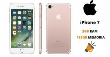 oferta iphone 7 128 gb barato SuperChollos