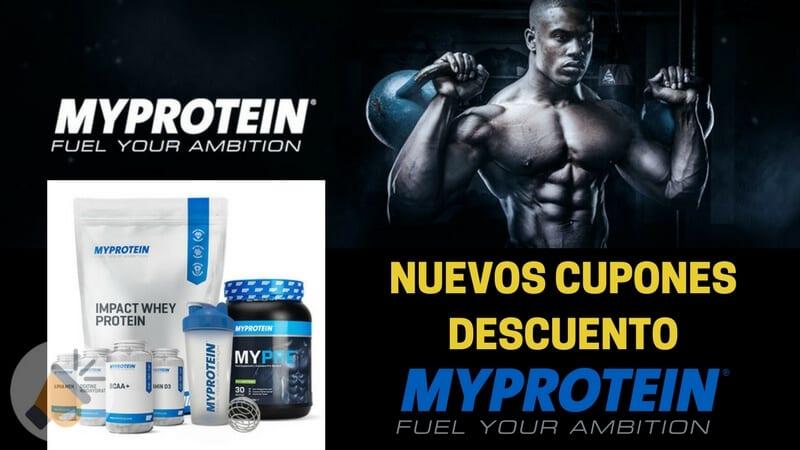 ofertas my protein cupones descuento super chollos.com SuperChollos