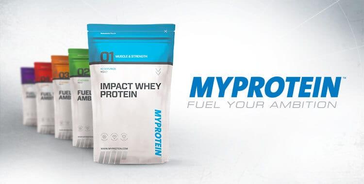 MyProtein suplementos deportivos baratos SuperChollos