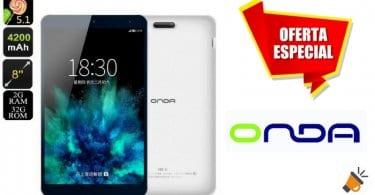 oferta tablet Onda V80 SE barata descuento gearbest SuperChollos