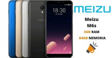oferta Meizu M6s barato descuento SuperChollos