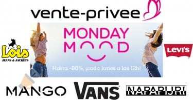 ofertas vente privee monday moon descuentos SuperChollos
