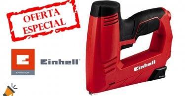 oferta grapadora electrica Einhell 4257890 barata descuento amazon SuperChollos
