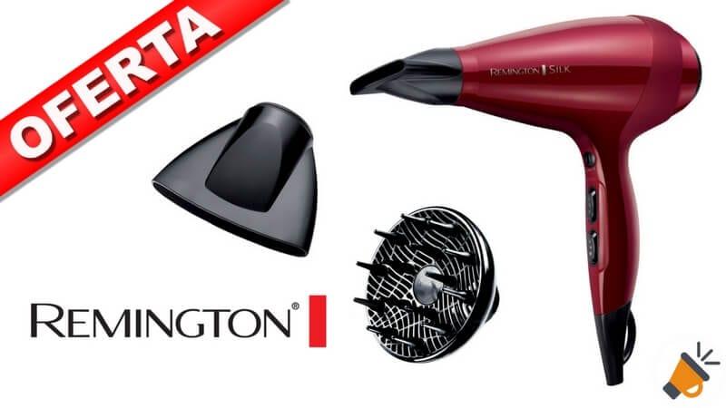 oferta secador Remington AC9096 Silk barato descuento amazon SuperChollos