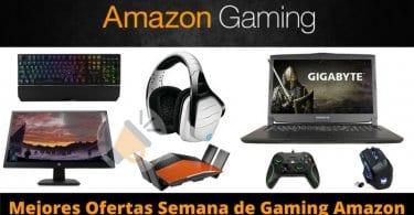 Mejores Ofertas Semana del Gaming Amazon SuperChollos