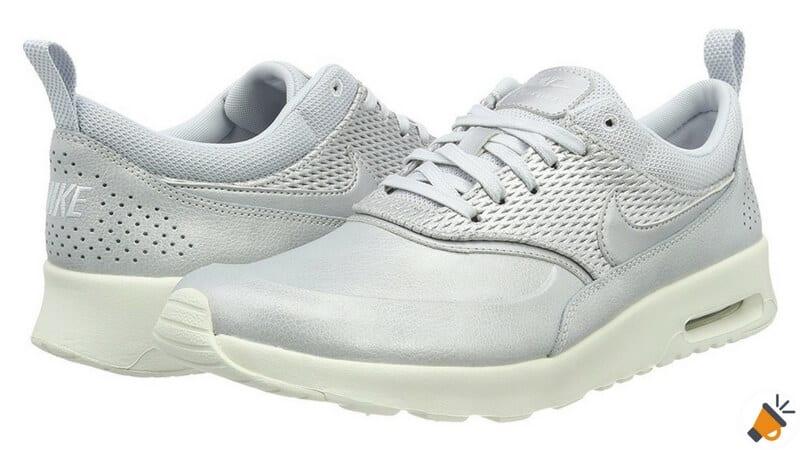 oferta zapatillas Nike Air Max Thea Premium Leather baratas descuento amazon SuperChollos