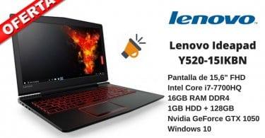 oferta portatil Nvidia GeForce GTX 1050 Ti barato descuento amazon SuperChollos
