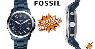 oferta smartwatch Fossil Q Grant barato descuento amazon SuperChollos