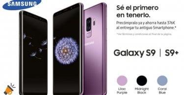 promocion amazon samsung galaxy s9 y s9 barato SuperChollos