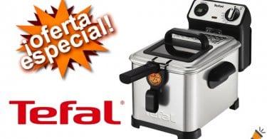 oferta freidora Tefal Filtra Pro Premium 3L barata decuento amazon SuperChollos