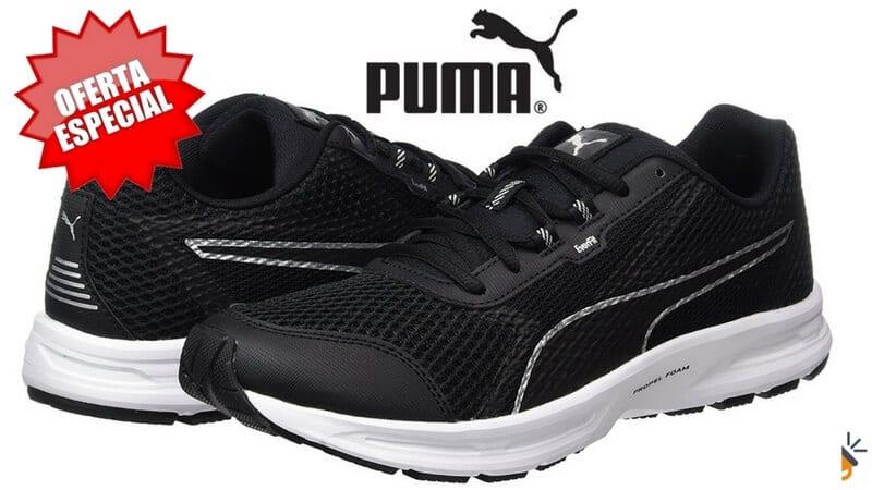 oferta Zapatillas Puma Essential Runner baratas descuento amazon SuperChollos