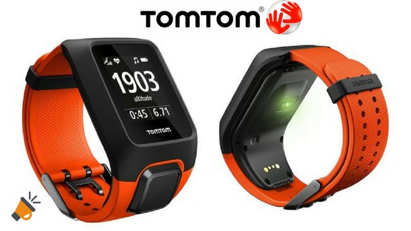 oferta reloj gps TomTom Adventurer barato descuento amazon SuperChollos