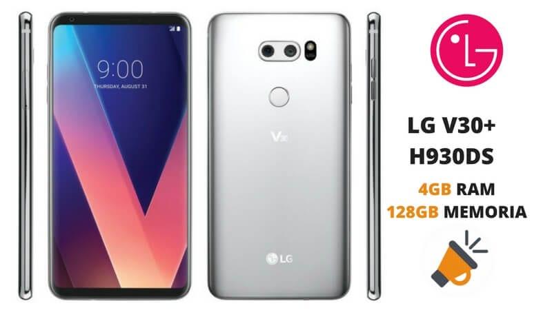 ofrta LG V30 Plus barato descuento ebay SuperChollos