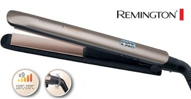 plancha pelo cer%C3%A1mica remington s8540 keratin barata SuperChollos