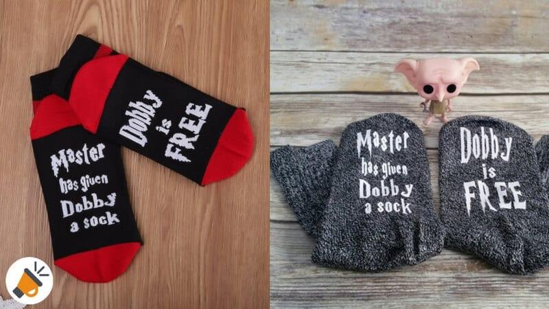oferta Calcetines Harry Potter baratos chollo SuperChollos