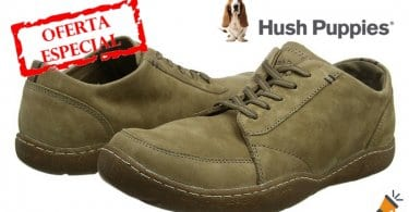 oferta zapatos Hush Puppies baratos chollo amazon SuperChollos