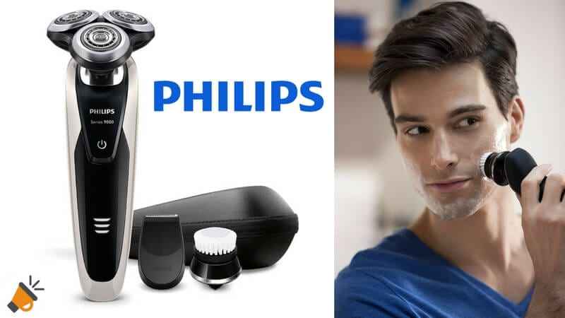 oferta afeitadora Philips Serie 9000 S909043 barata chollo amazon SuperChollos