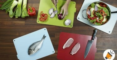 oferta set de tablas de cortar oseph Joseph Food Station baratas chollo amazon SuperChollos