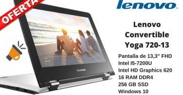 oferta Lenovo Yoga 720 13IKB barato chollo amazon SuperChollos