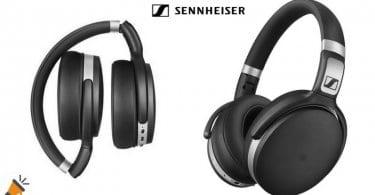 oferta auriculares Sennheiser HD 4.50 BTNC baratos chollos amazon SuperChollos