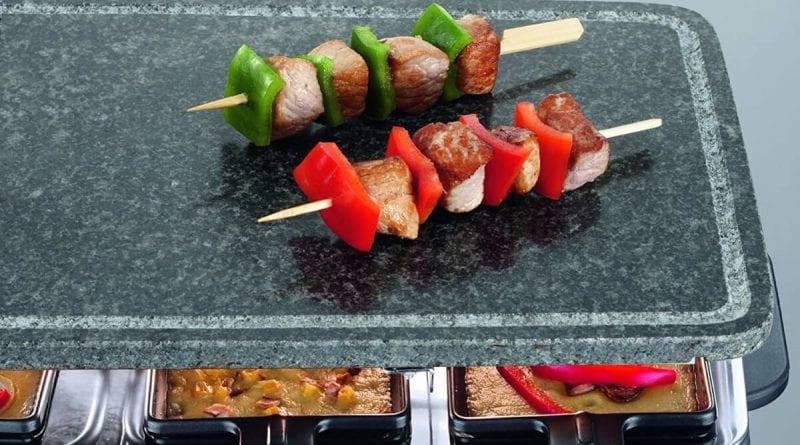 severin raclette grill chollo oferta barata saternes piedra SuperChollos