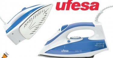 oferta Plancha de vapor Ufesa PV1500 barato chollo amazon SuperChollos