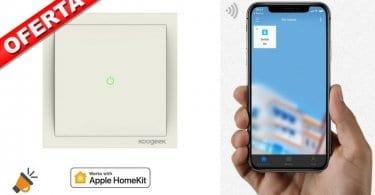 oferta Koogeek Interruptor Wi Fi barato chollo amazon SuperChollos