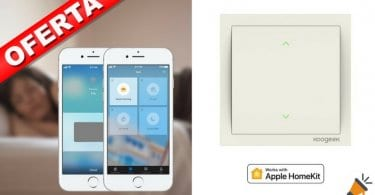 oferta Koogeek Interruptor Wi Fi regulable barato amazon SuperChollos
