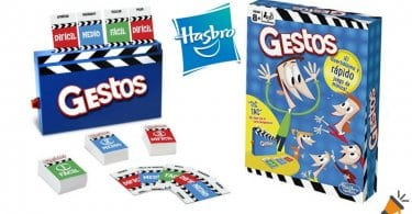 oferta Hasbro Gaming Gestos barato chollo amazon SuperChollos