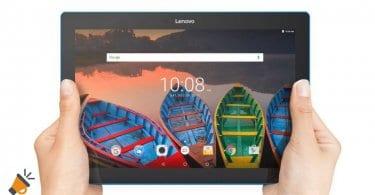 oferta tablet lenovo tab 10 1gb android 6.0 barata SuperChollos