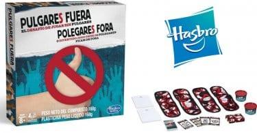 oferta juego de mesa Hasbro Pulgares fuera barato chollo amazon SuperChollos