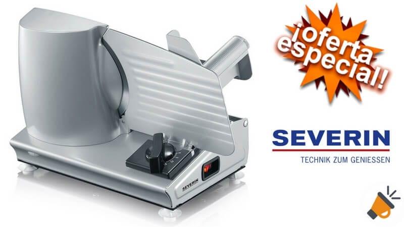 oferta Severin AS 3915 Cortafiambres barato chollo amazon SuperChollos