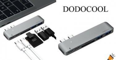 oferta Dodocool MultiHub para MacBook Pro barato chollo amazon SuperChollos
