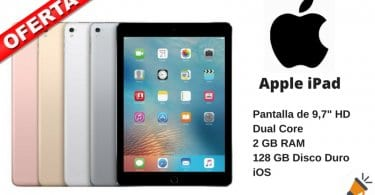 oferta Apple iPad 9.7 barato chollo ebay SuperChollos