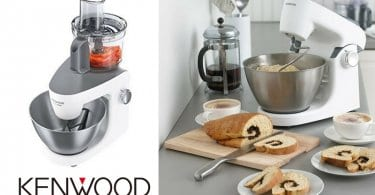 robot cocina Kenwood MultiOne KHH321WH 1000W barato SuperChollos