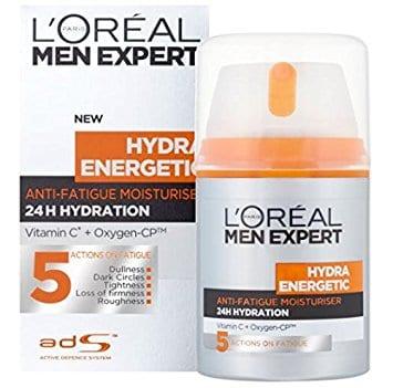 LOreal Men Expert Hydra Energetic SuperChollos