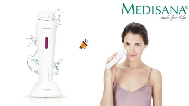 cepillo limpiador facial medisana fb885 amazon barato SuperChollos