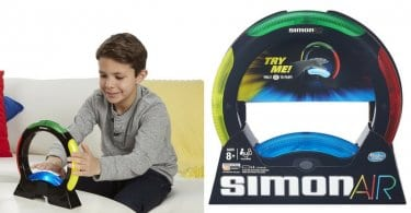 oferta Hasbro Gaming Juego en familia Simon Air barato SuperChollos